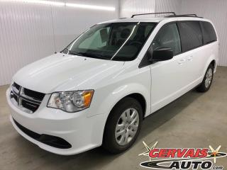 Used 2018 Dodge Grand Caravan SXT STOW N GO 7 PASSAGERS for sale in Shawinigan, QC