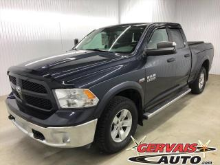 Used 2015 RAM 1500 Outdoorsman Ram Box 4X4 V8 QUAD CAB for sale in Shawinigan, QC