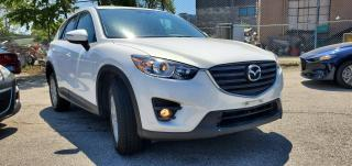 Used 2016 Mazda CX-5 1.5%@FINANCE|CPO|GS|FWD|NAVIGATION for sale in Scarborough, ON