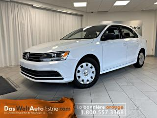 Used 2016 Volkswagen Jetta 1.4 TSI Trendline, Manuel for sale in Sherbrooke, QC