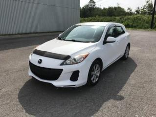 Used 2011 Mazda MAZDA3 Hayon 4 portes Sport, boîte automatique, for sale in Quebec, QC