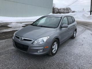 Used 2012 Hyundai Elantra Touring Familiale 4 portes manuelle GLS for sale in Québec, QC