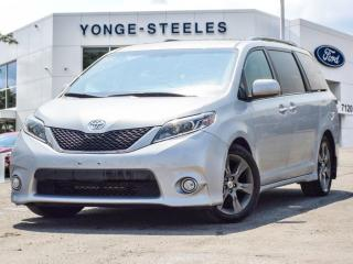 Used 2016 Toyota Sienna SE for sale in Thornhill, ON
