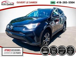 Used 2016 Toyota RAV4 LE* CAMERA* SIEGES CHAUFFANTS* for sale in Québec, QC