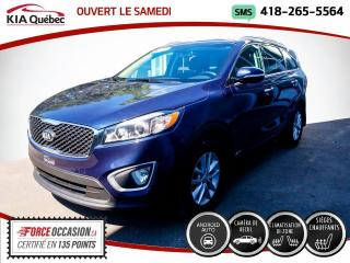 Used 2017 Kia Sorento LX* TURBO* AWD* CARPLAY* SIEGES CHAUFFAN for sale in Québec, QC