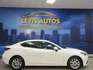 Used 2014 Mazda MAZDA3 GS MANUEL 6 VITESSES CAMERA DE RECUL BLU for sale in Lévis, QC