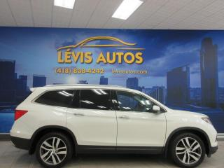 Used 2016 Honda Pilot TOURING 7 PASSAGERS AWD TOIT PANO CUIR C for sale in Lévis, QC