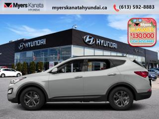 Used 2015 Hyundai Santa Fe Sport Limited for sale in Kanata, ON