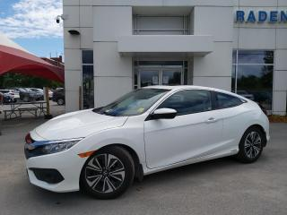 Used 2016 Honda Civic COUPE EX-T for sale in Kingston, ON