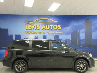 Used 2017 Dodge Grand Caravan SXT PREMIUM INTERIEUR EN CUIR GPS BLUETO for sale in Lévis, QC