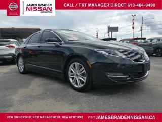 Used 2015 Lincoln MKZ 4DR SDN FWD for sale in Kingston, ON