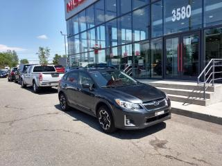 Used 2016 Subaru XV Crosstrek GROUPE SPORT EYESIGHT MAIN LIBRE*TOIT*CA for sale in Lévis, QC