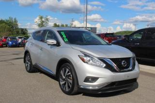 Used 2017 Nissan Murano PLATINUM AWD GPS*TOIT*CAMÉRAS for sale in Lévis, QC