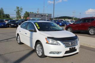 Used 2015 Nissan Sentra SL GPS*CAMÉRA*TOIT for sale in Lévis, QC