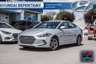 Used 2017 Hyundai Elantra GL 4 PORTES for sale in Repentigny, QC