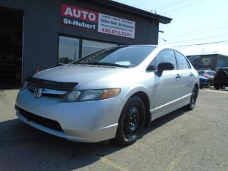 Used 2008 Honda Civic DX-G for sale in St-Hubert, QC