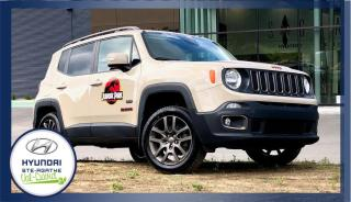 Used 2016 Jeep Renegade 75e anniversaire 4 portes 4RM for sale in Val-David, QC