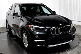 Used 2018 BMW X1 XDRIVE 28I TOIT PANO MAGS CUIR BRUN for sale in Île-Perrot, QC