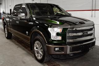 Used 2016 Ford F-150 KING RANCH TECH CREW 4X4 ECO for sale in Île-Perrot, QC