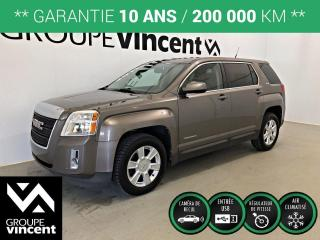 Used 2011 GMC Terrain SLE-1 AWD ** GARANTIE 10 ANS ** Une tenue de route incroyable pour l'aventure! for sale in Shawinigan, QC
