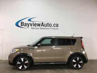 Used 2016 Kia Soul Urban Special Edition - PANOROOF! HTD LEATHER! 40,000KMS! for sale in Belleville, ON