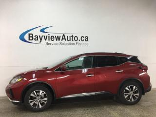 Used 2019 Nissan Murano SV - AWD! PANOROOF! NAV! PWR LIFTGATE! + MUCH MORE! for sale in Belleville, ON