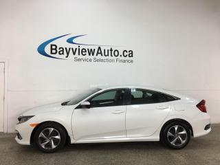 Used 2019 Honda Civic LX - AUTO! HTD SEATS! HONDA LINK! + MORE! for sale in Belleville, ON