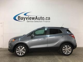 Used 2020 Buick Encore Preferred - ALLOYS! REVERSE CAM! REMOTE START! 288KMS! NEW! for sale in Belleville, ON