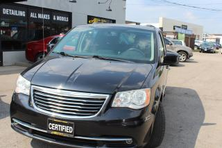 Used 2012 Chrysler Town & Country Touring,Dual DVD,Camera,Navi,Sunroof for sale in Oakville, ON