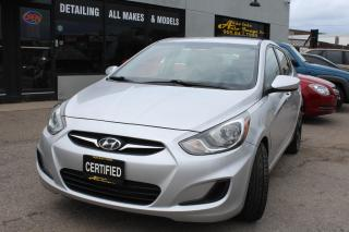 Used 2012 Hyundai Accent GLS for sale in Oakville, ON
