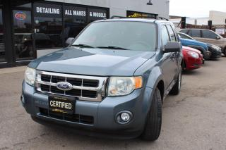 Used 2010 Ford Escape XLT,Leather,Remote starter for sale in Oakville, ON