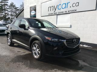 Used 2019 Mazda CX-3 GS HEATED SEATS, ALLOYS, MYCAR POWERBUY for sale in North Bay, ON