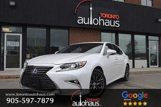 Used 2017 Lexus ES 300 h Hybrid With Premium Package for sale in Concord, ON