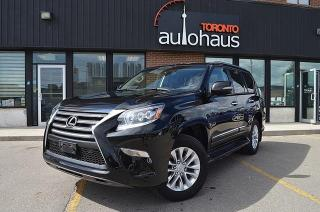 Used 2015 Lexus GX 460 Premium/Navigation/Leather/BSM/Sunroof Premium for sale in Concord, ON