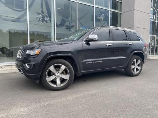 Used 2015 Jeep Grand Cherokee 4 RM 4 portes Overland for sale in Ste-Agathe-des-Monts, QC