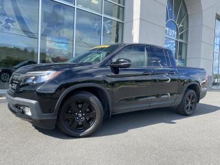 Used 2019 Honda Ridgeline Black Edition 4X4 NAV TOIT for sale in Ste-Agathe-des-Monts, QC