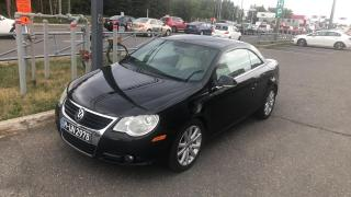 Used 2008 Volkswagen Eos 2dr Conv DSG Trendline for sale in Lévis, QC