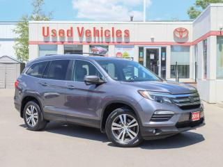 Used 2016 Honda Pilot 4WD 4dr EX-L w-RES for sale in North York, ON