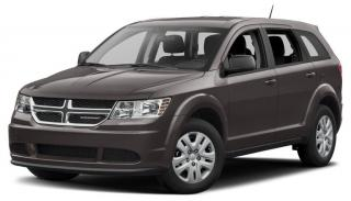 New 2016 Dodge Journey CVP/SE Plus for sale in Charlottetown, PE
