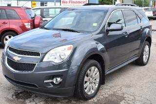 Used 2011 Chevrolet Equinox 2LT Bluetooth! Heated Seats! Remote Start! for sale in Saskatoon, SK