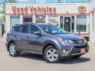 Used 2014 Toyota RAV4 AWD 4dr XLE for sale in North York, ON