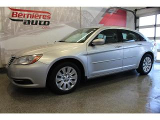 Used 2011 Chrysler 200 for sale in Lévis, QC