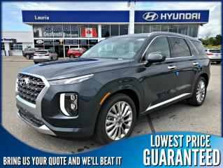 New 2020 Hyundai PALISADE V6 AWD Ultimate 7-Passenger for sale in Port Hope, ON