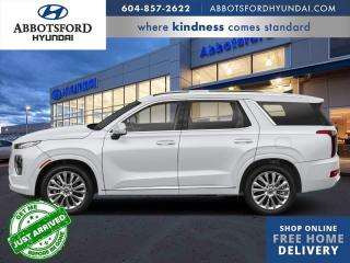 New 2020 Hyundai PALISADE Ultimate AWD 7 Pass - Nappa Leather - $302 B/W for sale in Abbotsford, BC