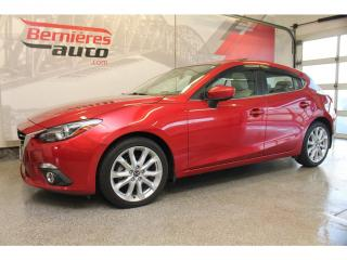 Used 2016 Mazda MAZDA3 GT for sale in Lévis, QC
