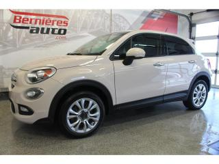 Used 2016 Fiat 500 X Sport for sale in Lévis, QC
