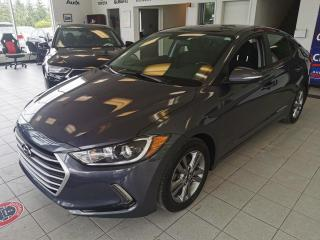 Used 2017 Hyundai Elantra GL / AUTOMATIQUE / CAMERA / AIR CLIMATIS for sale in Sherbrooke, QC