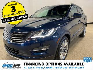 Used 2017 Lincoln MKC Select for sale in Calgary, AB