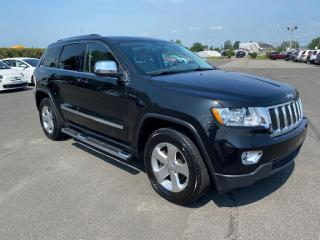 Used 2013 Jeep Grand Cherokee Laredo for sale in Pintendre, QC