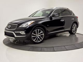 Used 2016 Infiniti QX50 AWD TOIT PUSH START BOSE MAGS 19 for sale in Brossard, QC
